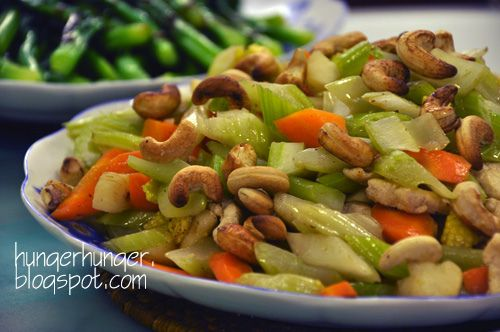 Celery Stir Fry | Recipes | Pinterest