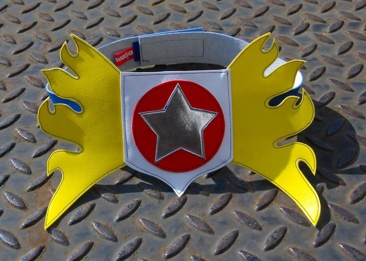 how to make a superhero utility belt