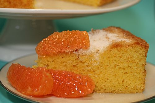 Homemade Starbucks Orange Cake Recipes — Dishmaps