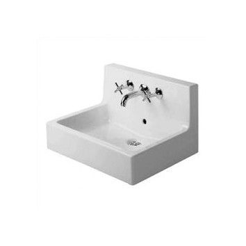 Duravit Vero Wall Mounted Sink $525 This is similar to the Ikea sink I ...
