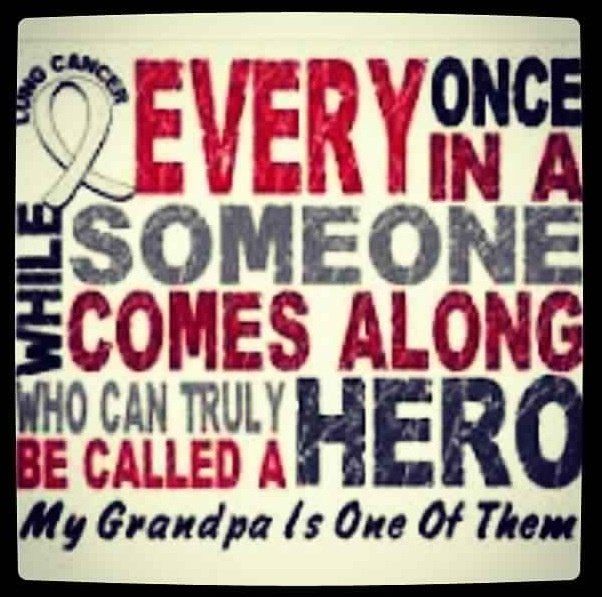 my grandpa is my hero For many of us, grandparents are very important people in our lives if we're lucky, they're there when we're growing up and can have a strong and positive influence in our lives.