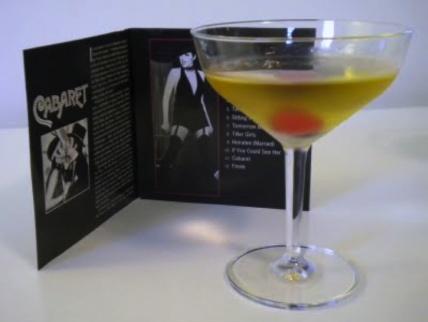 Cabaret Cocktail | HUDSON CABARET | Pinterest