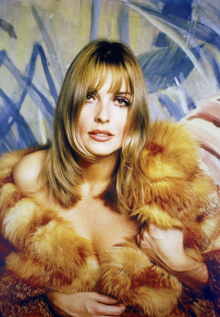 Sharon Tate, photo by Milton Greene, London, 1966