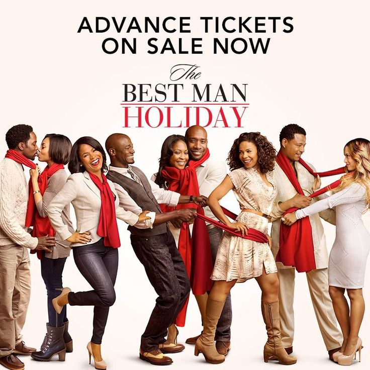 The Best Man Holiday Poster