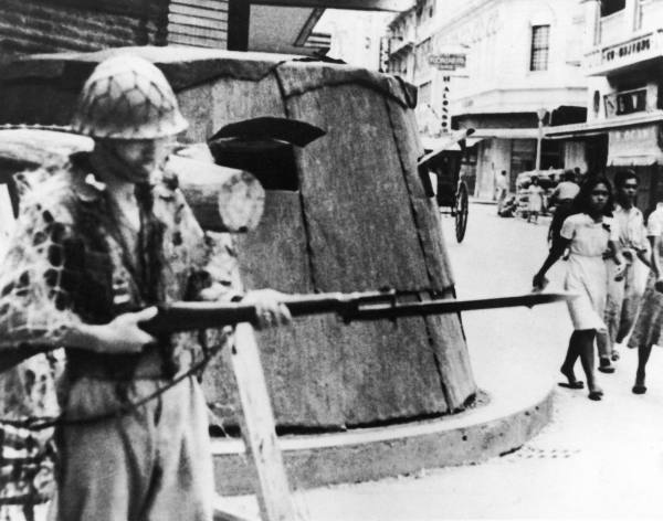 education in the philippines during japanese occupation The japanese period in the philippines  life during the japanese period in the philippine  the liberation of the philippines from the japanese occupation.
