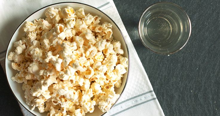 Black Truffle Popcorn | REstyleSOURCE | Throw It - Baby Showers | Pin ...