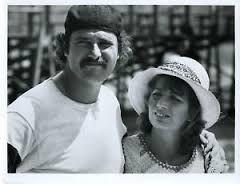 Rob Reiner and Penny Marshall