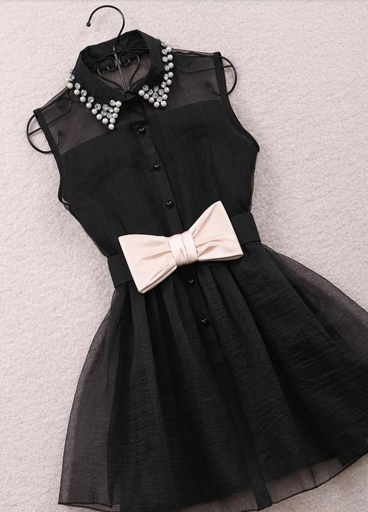 vestidos juveniles casuales