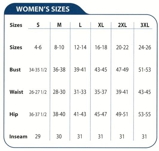 Image result for womens plus chart