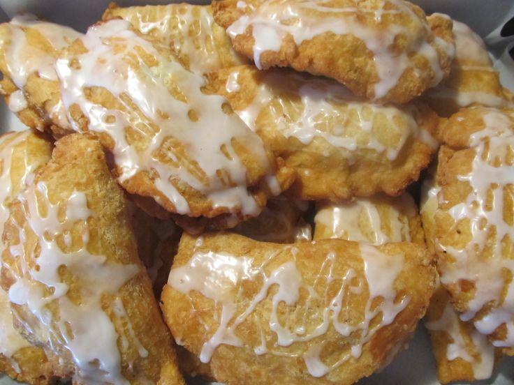 Ginger Apple Empanadas | My home baking | Pinterest