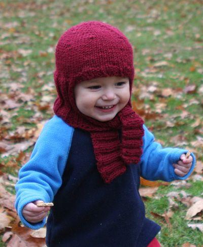 Crochet Pattern Hat Scarf Combo : Hat scarf combo Crochet projects Pinterest
