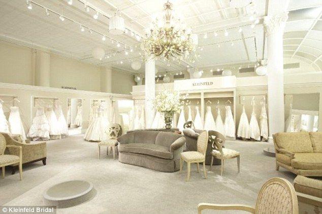 Wedding Gowns New York Stores : Kleinfelds bucket list