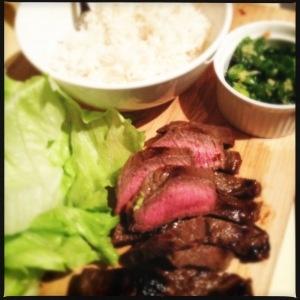 Momofuku Steak Ssam | Asian Inspired | Pinterest