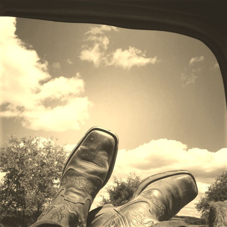 cowgirl boots truck window photography pinterest