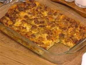 "Oui! Make a sweet French toast casserole. The ""Frenchy Toast Casserole ..."