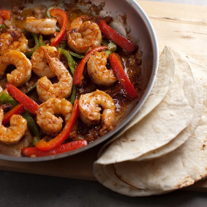 Shrimp Fajitas | fun recipies | Pinterest
