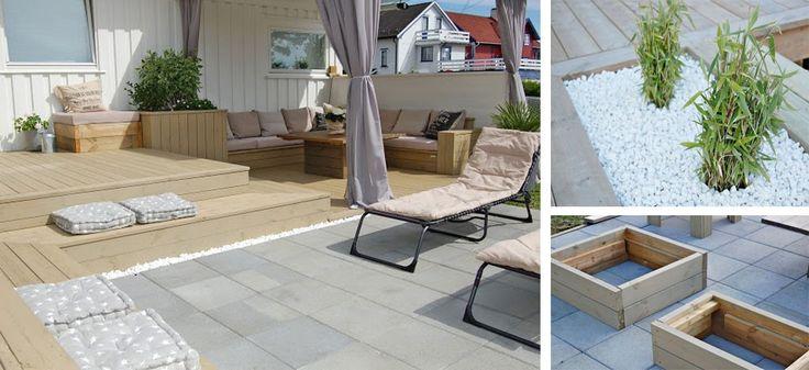 Terrasse Inspirasjon Google S K