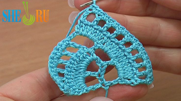 Crocheting Vhs Tape : Stripy Lace to Crochet Tutorial 1 Part 1 of 2 Crochet Tape Lacehttp ...