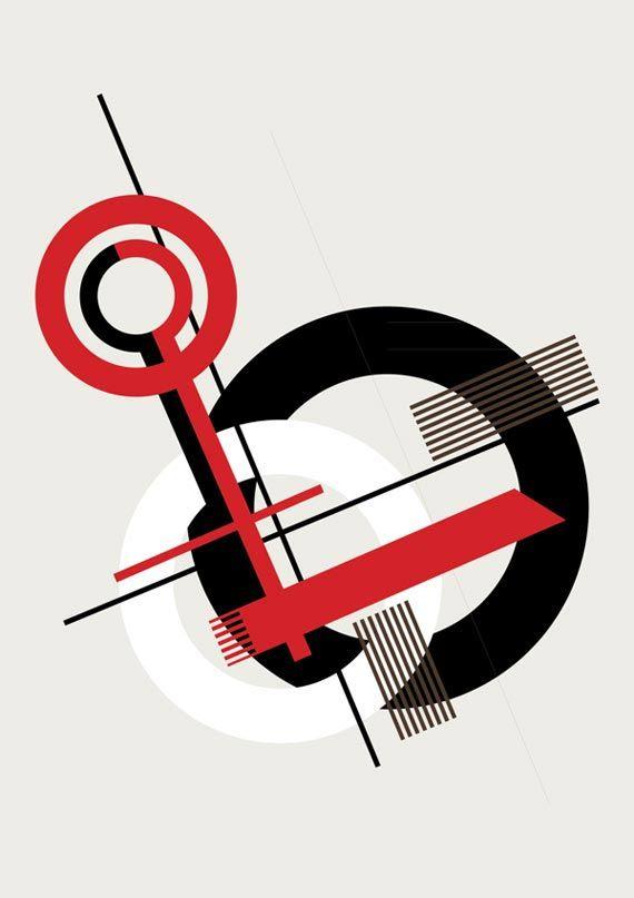 30 bauhaus inspired posters design pinterest for Replica bauhaus