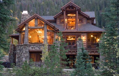 Mountain Cabin Aspen Colorado Home Sweet Home Pinterest