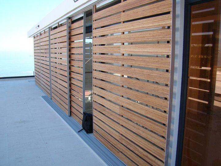 Sliding Wooden Panels Screens Renovations Pinterest