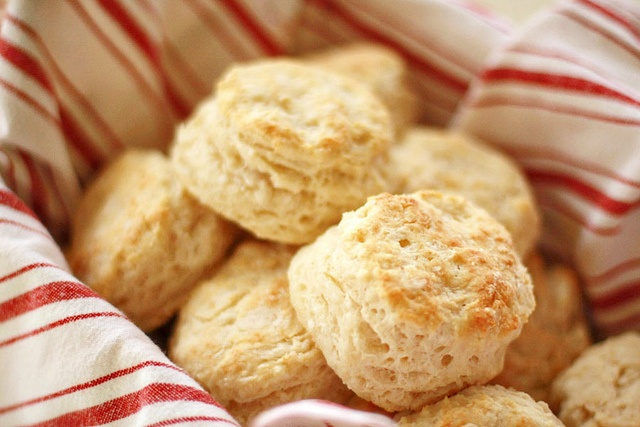 Easy, Flaky, Buttery Biscuits   Recipe