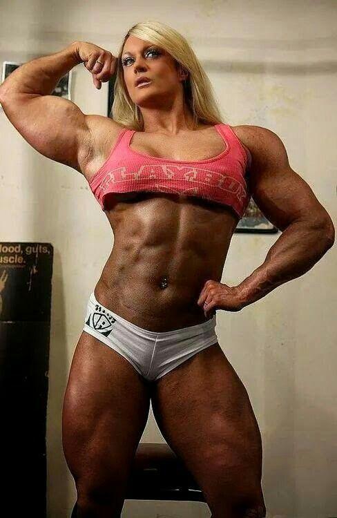 Порно видео мускулистые девки #3