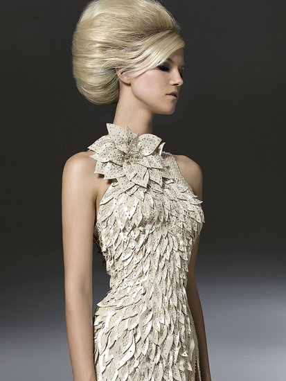 LOVE this dress!! Atelier Versace Fall 2011