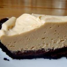 Black-Bottom Peanut Butter Mousse Pie | yum - sweets | Pinterest