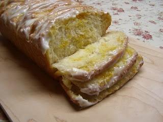 Hanaâ's Kitchen: ABC - Lemon-Scented Pull-Apart Coffee Cake