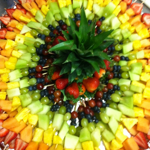 Fruit kabobs | Food & Party | Pinterest