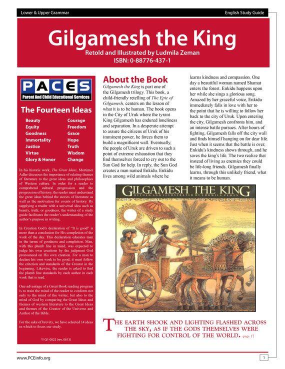 The Epic of Gilgamesh Study Guide | GradeSaver