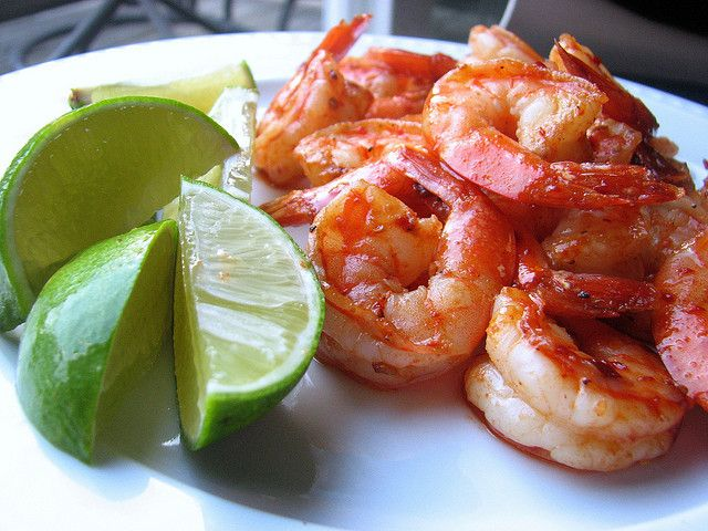 Chipotle Lime Shrimp by Tracey's Culinary Adventures, via Flickr