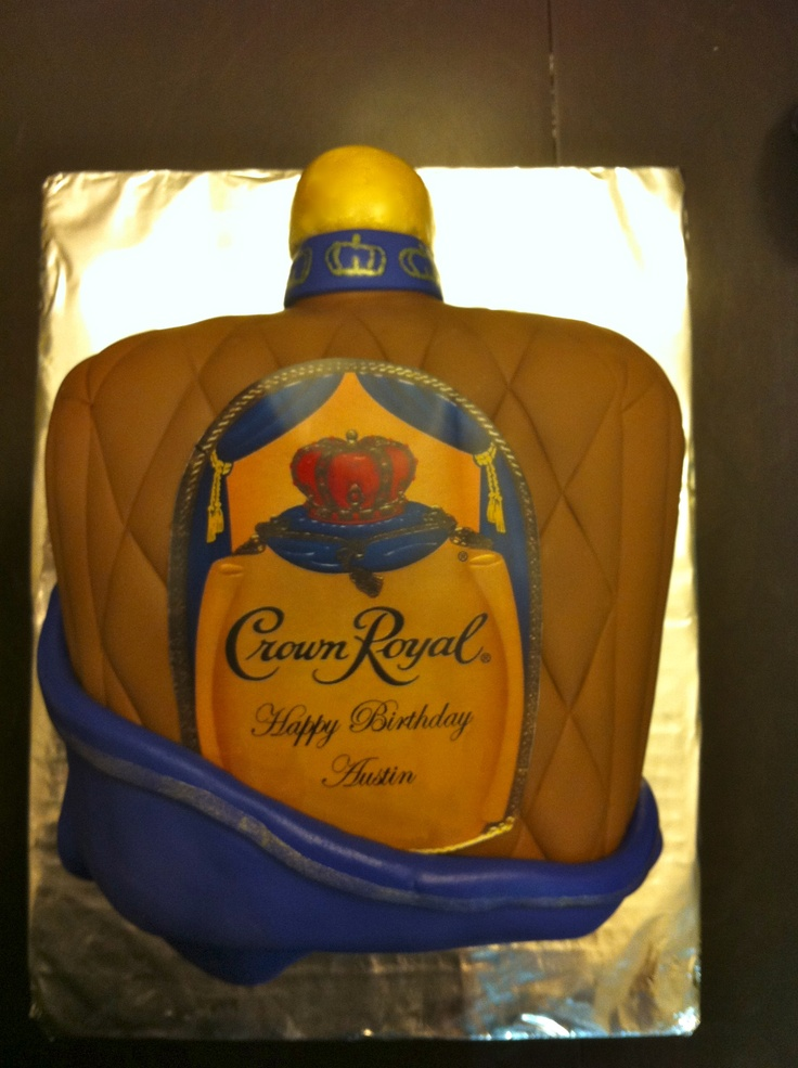 Royal Crown Template Crown Royal Birthday Cake