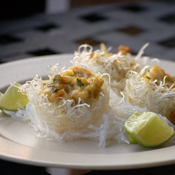 Shrimp cakes | UNDER THE SEA | Pinterest