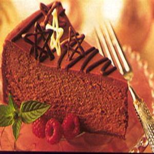 Fudge Truffle Cheesecake (Recipe) http://www.eaglebrand.com/recipes ...