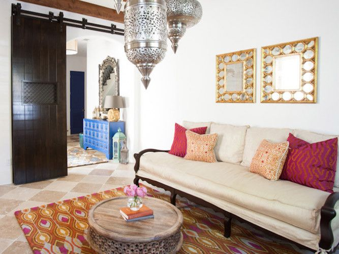 Moroccan living room living areas pinterest - Moroccan themed living room ...