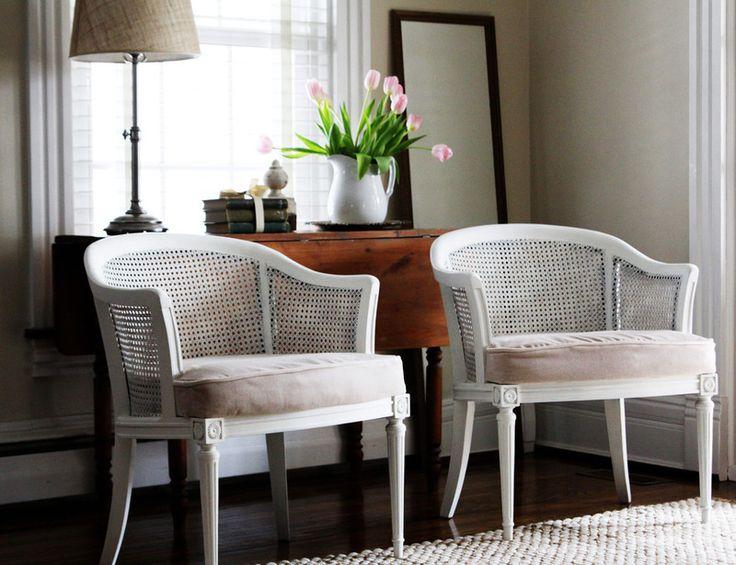living room chair redo dining room pinterest