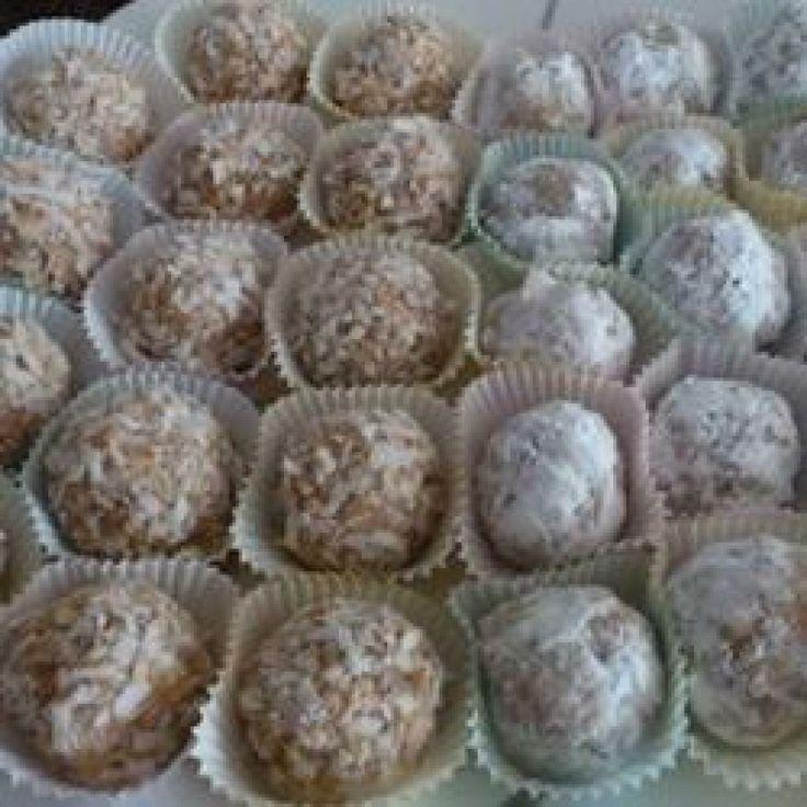 Coconut Rum Balls | Recipes desserts | Pinterest