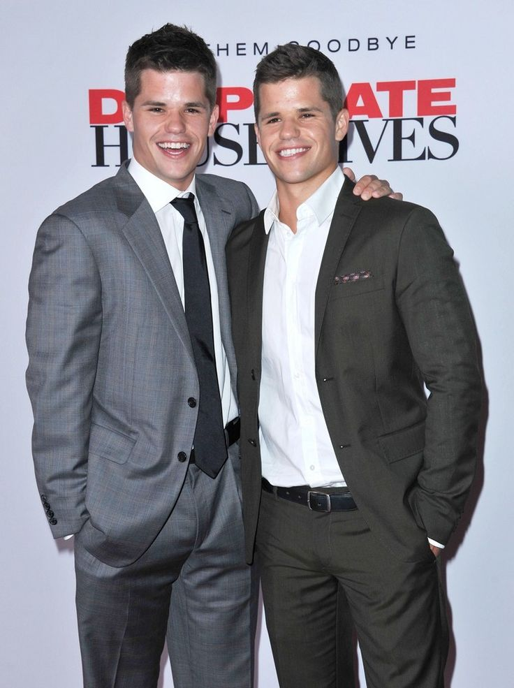 Max and Charlie Carver | M is for Men... | Pinterest
