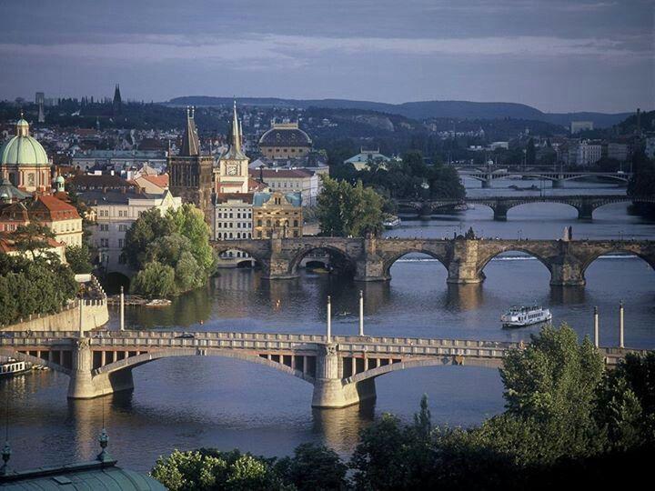 Prague Czech Republic Beautiful Places Pinterest