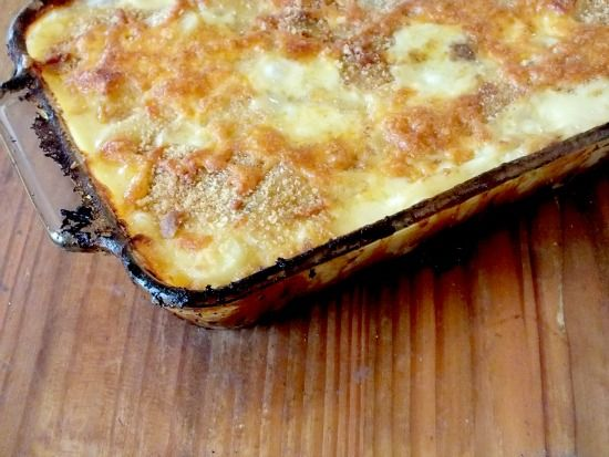 Creamy Potatoes au Gratin | Recipe