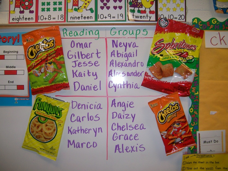 Classroom Group Names Ideas ~ Fun reading group names school pinterest