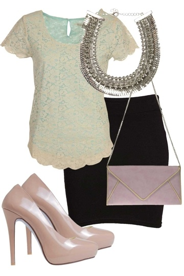 Going out for dinner outfit - perfect for a classy night out or to a conference.