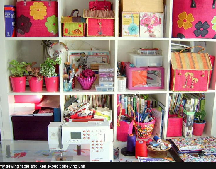 Sewing Room Set Up Dream Spaces Pinterest
