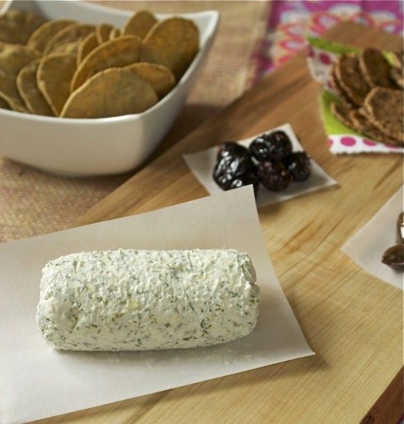... and paprika goat cheese with fresh dill and paprika the pioneer woman