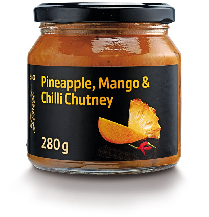 ... Caribbean with #Pineapple, Mango & Chilli #Chutney #finest #picknpay