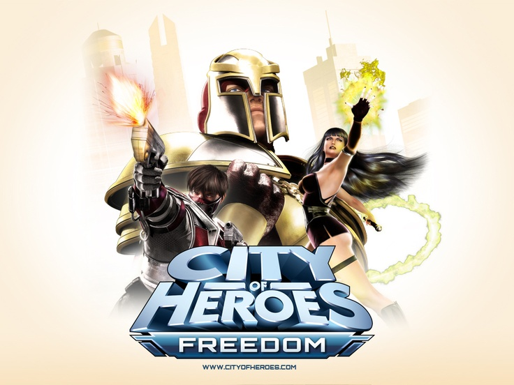 City of Heroes.  A very fun and creative MMORPG built on the superhero and supervillian genre.