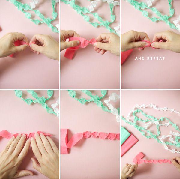 Как можно украсить комнату своими руками к новому году фото
