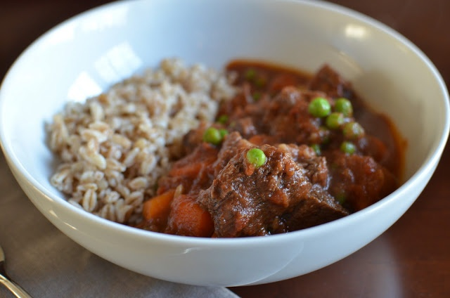 Slow-Cooker Beef and Tomato Stew | Made it, baked it, cooked it... lo ...